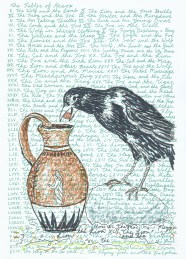 aesop fables crow